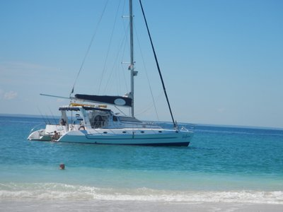 barren island yacht charter